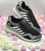 Черно-белые оригинальные кроссовки размеры