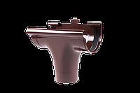 Водосточные системы. Ливнеприемник проходной 90/75 мм.