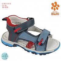 Детские сандалии босоножки ОРТОПЕД КОЖА на мальчика  Размер 21-26