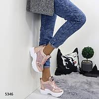 Женские кроссовки сникерсы летние, АО 5346, фото 1