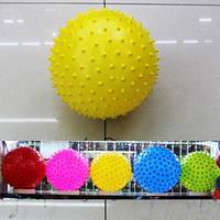 """Мяч 9""""ежик BT-PB-0138 70г 5цв., 10шт в сетке /30/300/ (BT-PB-0138)"""