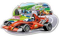 "Кастор пазлы 12 maxi ""Racing Bolide"" 47*33 /20/(В-120208)"