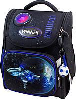 Ранец школьный каркасный для мальчика Winner Stile 2035