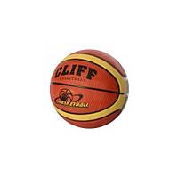 Мяч баскетбольный MS 1789  размер 7, резина, 570-590г, 12панелей,в кульке,(MS 1789)