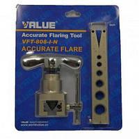 Набор для обработки труб Value VFT 808-I N (планка+вальцовка)