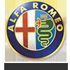 Накладки на пороги ALFA ROMEO