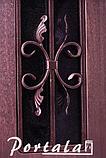 """Входная дверь для улицы """"Портала"""" (Элегант NEW Vinorit) ― модель Элегант-4, фото 2"""