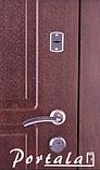 """Входная дверь для улицы """"Портала"""" (Элегант NEW Vinorit) ― модель Элегант-4, фото 3"""