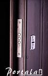 """Входная дверь для улицы """"Портала"""" (Элегант NEW Vinorit) ― модель Элегант-4, фото 4"""