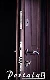 """Входная дверь для улицы """"Портала"""" (Элегант NEW Vinorit) ― модель Элегант-4, фото 5"""