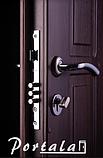 """Входная дверь для улицы """"Портала"""" (Элегант NEW Vinorit) ― модель Элегант-4, фото 6"""