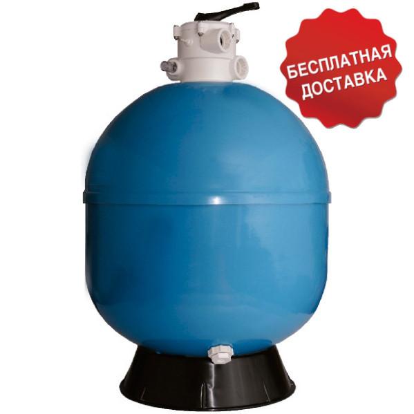 Песочный фильтр для бассейна Kripsol Artik AKT640; 16 м³/ч; верхнее подключение