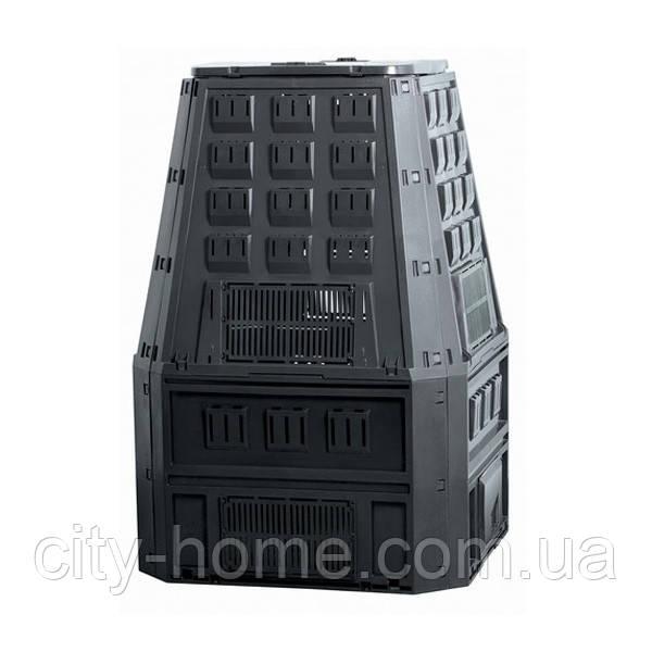 Компостер Evogreen 850 л, черный