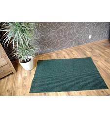 Придверный коврик Лущув Liverpool 100x150 см  зеленый прямоугольный (@11654)