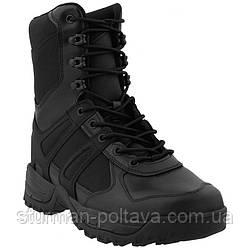 Берци тактичні армійські літні полегшені EINSATZSTIEFEL GEN.II ШВАРЦ колір чорний Mil-Tec Німеччина