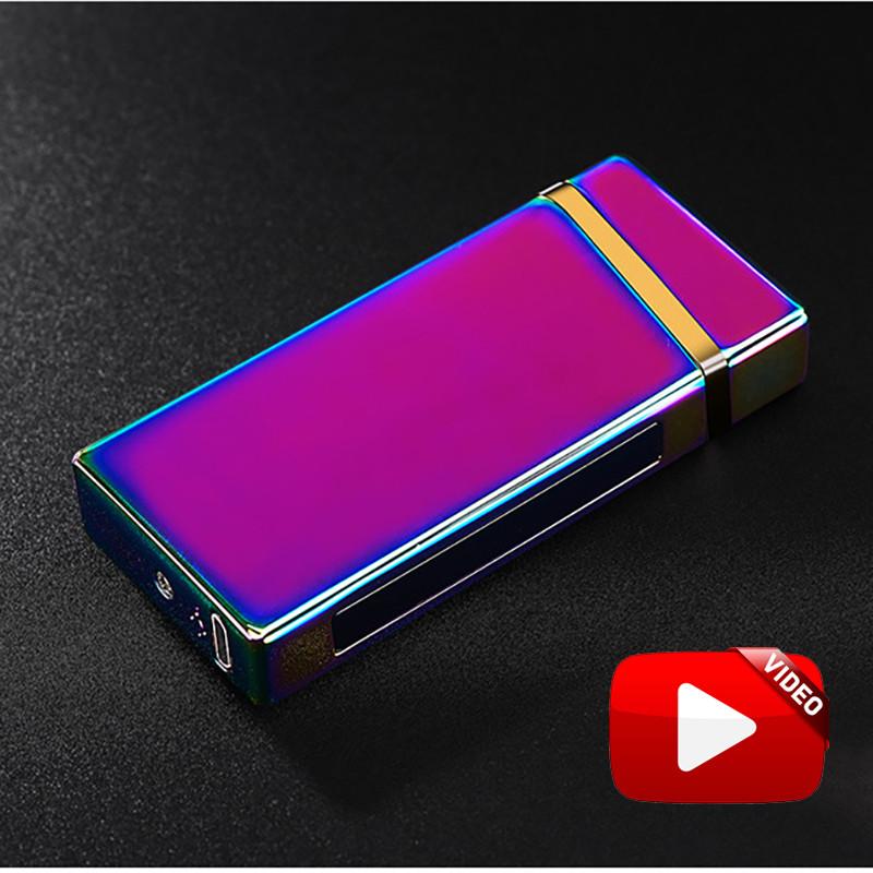 Электроимпульсная USB зажигалка Elegant chameleon 064_2