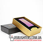 Электроимпульсная USB зажигалка Elegant chameleon 064_2, фото 3