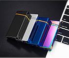 Электроимпульсная USB зажигалка Elegant chameleon 064_2, фото 5