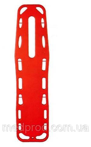 Носилки-щит медицинские А18 для транспортировки пациентов с подозрением на переломы и повреждения позвоночника