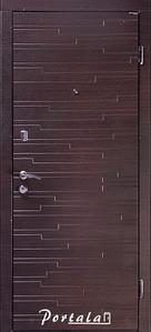 """Входная металлическая дверь для квартиры """"Портала"""" (серия Комфорт) ― модель Эстепона"""