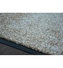 Придверный коврик Лущув Clean 40x60 см бежевый прямоугольный (MR020), фото 2