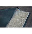 Придверный коврик Лущув Clean 40x60 см бежевый прямоугольный (MR020), фото 3