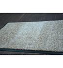 Придверный коврик Лущув Clean 40x60 см бежевый прямоугольный (MR020), фото 4