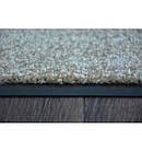 Придверный коврик Лущув Clean 40x60 см бежевый прямоугольный (MR020), фото 5