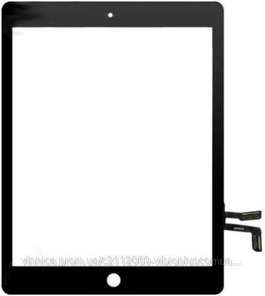 Тачскрин (сенсор) Apple iPad 5 air h/c, black (черный), фото 2