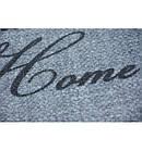 Придверный коврик Лущув Welcome Home 40x60 см серый прямоугольный (W03), фото 5