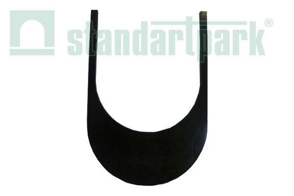 Переходник ПЛВ-10.16 / 10.20-ПП пластиковый для лотков водоотводных 6850 / 0-4-UA