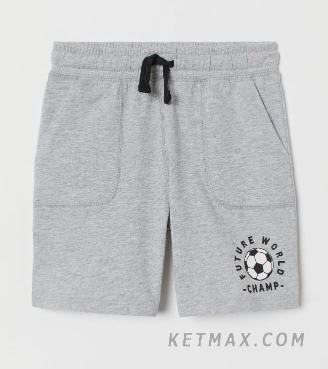 Трикотажные шорты H&M для мальчика