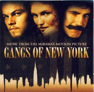 CD-диск. Various – Music From The Miramax Motion Picture Gangs Of New York