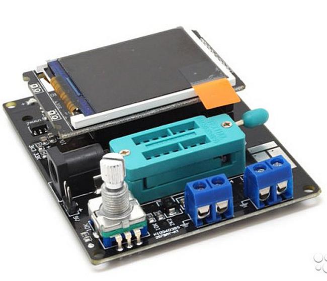 Универсальный тестер GM328A генератор, вольтметр, частотомер, русское меню