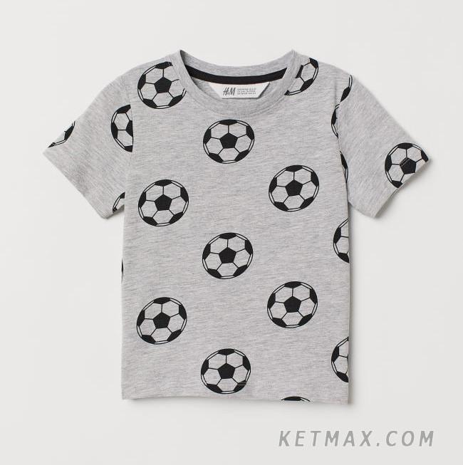 Футболка H&M для мальчика