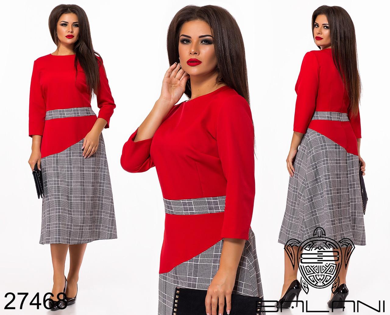 Платье женское в интернет-магазине от производителя Украина р. 48-58