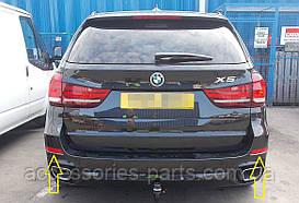 BMW X5 F15 Отражатель,Катафот на задний бампере,левый M-Technic OEM Новый Оригинал