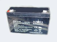 Аккамулятор  6V 12A  150x95x50 для детских электромобилей