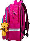 Рюкзак школьный ортопедический для девочек Winner Stile 8048, фото 3