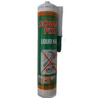 Клей монтажный «жидкие гвозди« SOMA FIX (Сома Фикс) белый (310 мл)