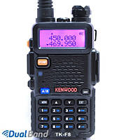 Рация Kenwood TK-F8 Dual Band, фото 1