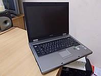 Ноутбук Toshiba 15.4/ Core 2 Duo T7700/2Gb/160Gb/NVIDIA Quadro 256Mb