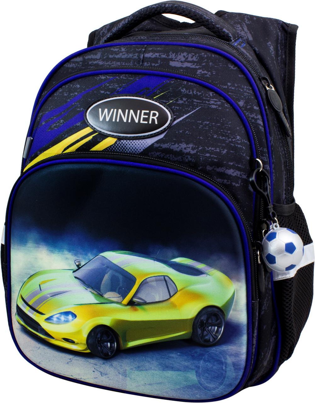 Рюкзак школьный ортопедический для мальчиков Winner Stile 8054