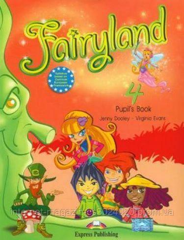 FAIRYLAND 4 S'S INTERNATIONAL ISBN: 9781846794230