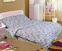 Детская постель Хор Котиков. Полуторный Комплект детского постельного белья. Ткань Бязь, Коттон