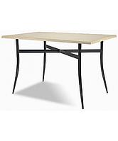 Опора стол для кафе Трейси дуо чёрная