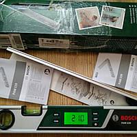 Угломер, уровень Bosch PAM 220