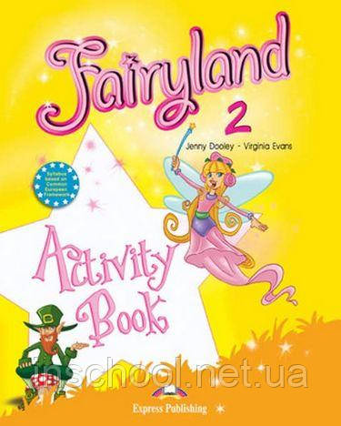 FAIRYLAND 2 ACTIVITY BOOK ISBN: 9781846796746, фото 2