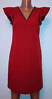 Жіноча (підліткова) Сукня червона S (40-42) «Rinascimento» (Італія)