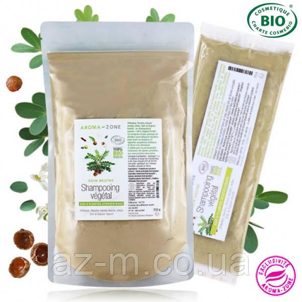 Шампунь растительный BIO (Shampooing Vegetal) порошок